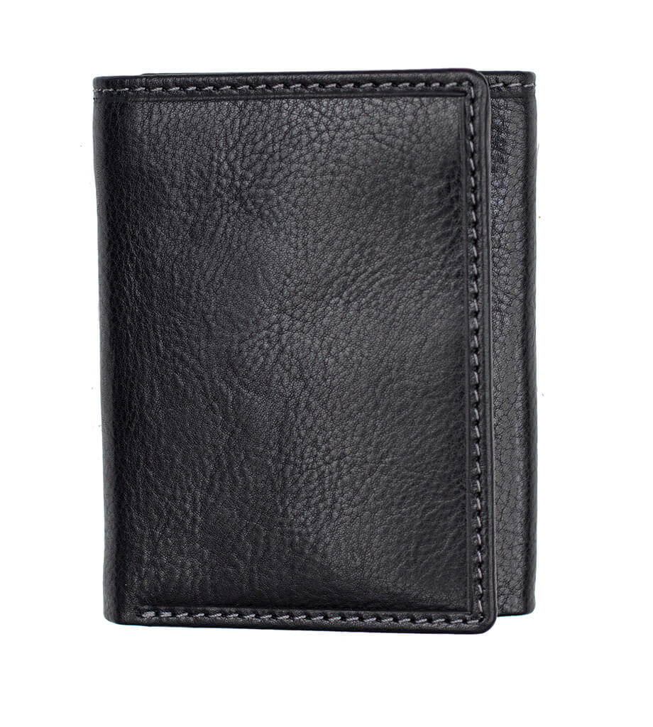 Cruz Luxury Small Trifold Wallet - 5605