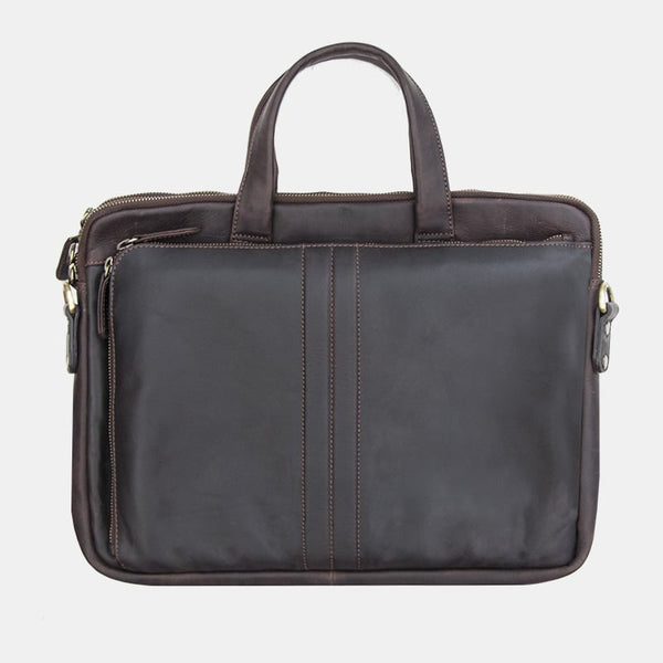 Carson Brown Laptop Briefcase 5830