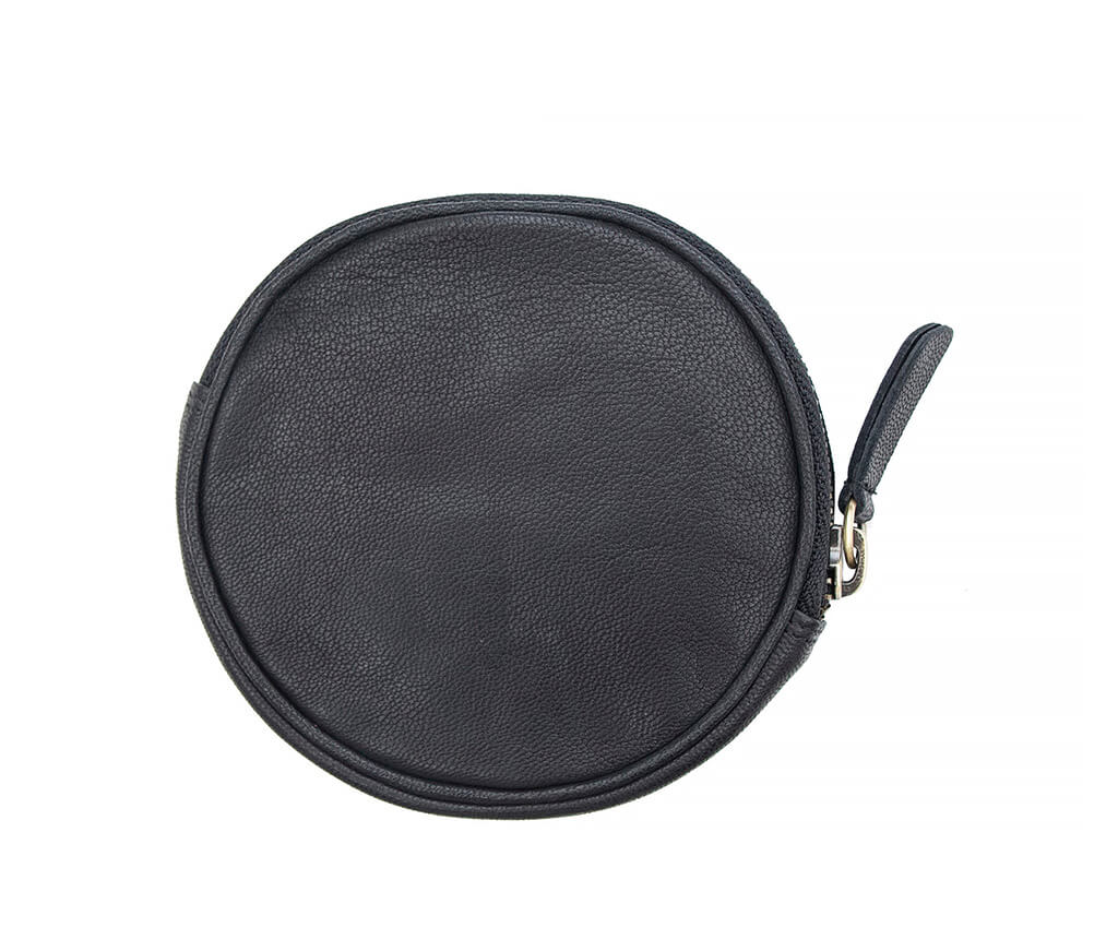 Crumble Zip Around Coin Purse - 6501