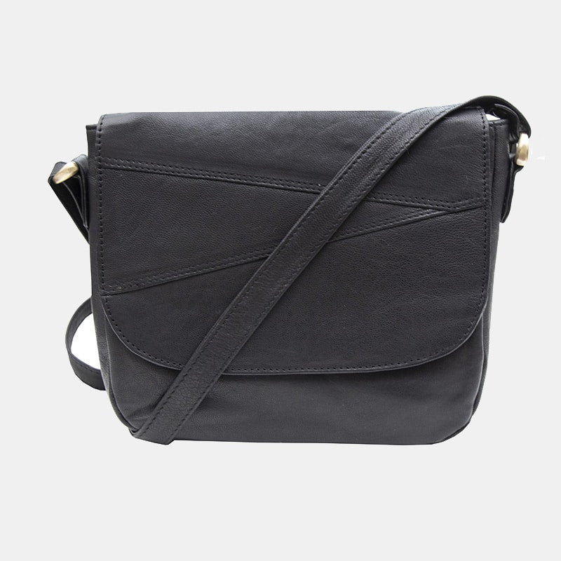 Crumble CrossBody Shoulder Bag - 6551
