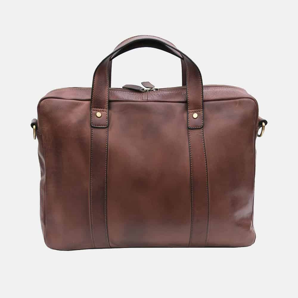 Ridgeback Luxury Briefcase Laptop Bag - 674
