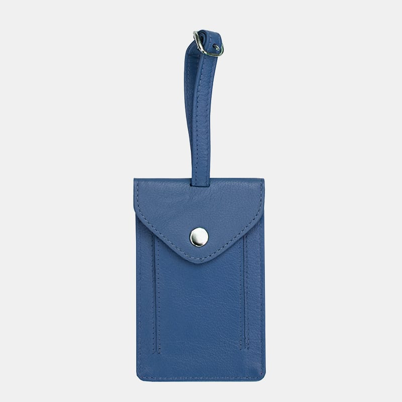 Large Coloured Luggage Suitcase Tag