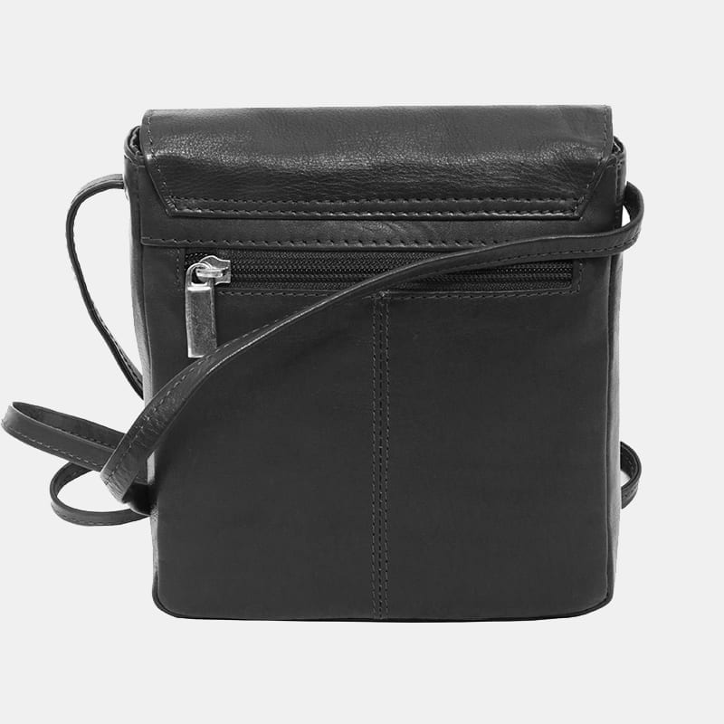 Small Buckle Crossbody Bag - 835