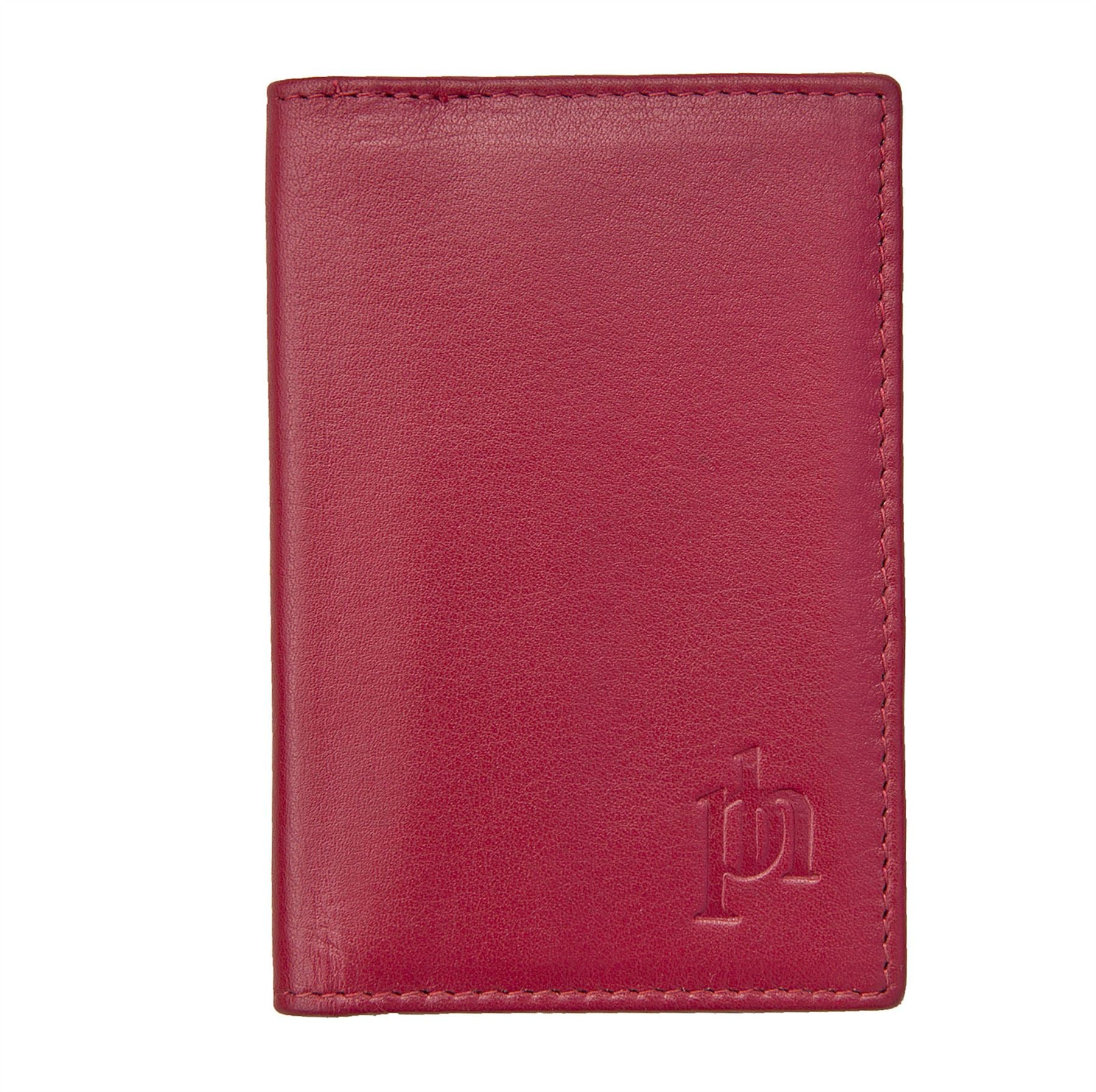 Leather Travelcard / Oyster Card Holder - 710