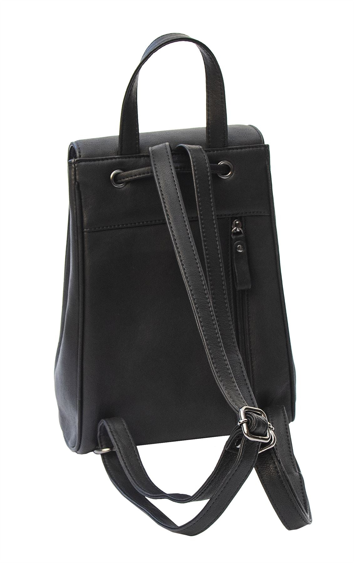 Texan Leather Rucksack - 841