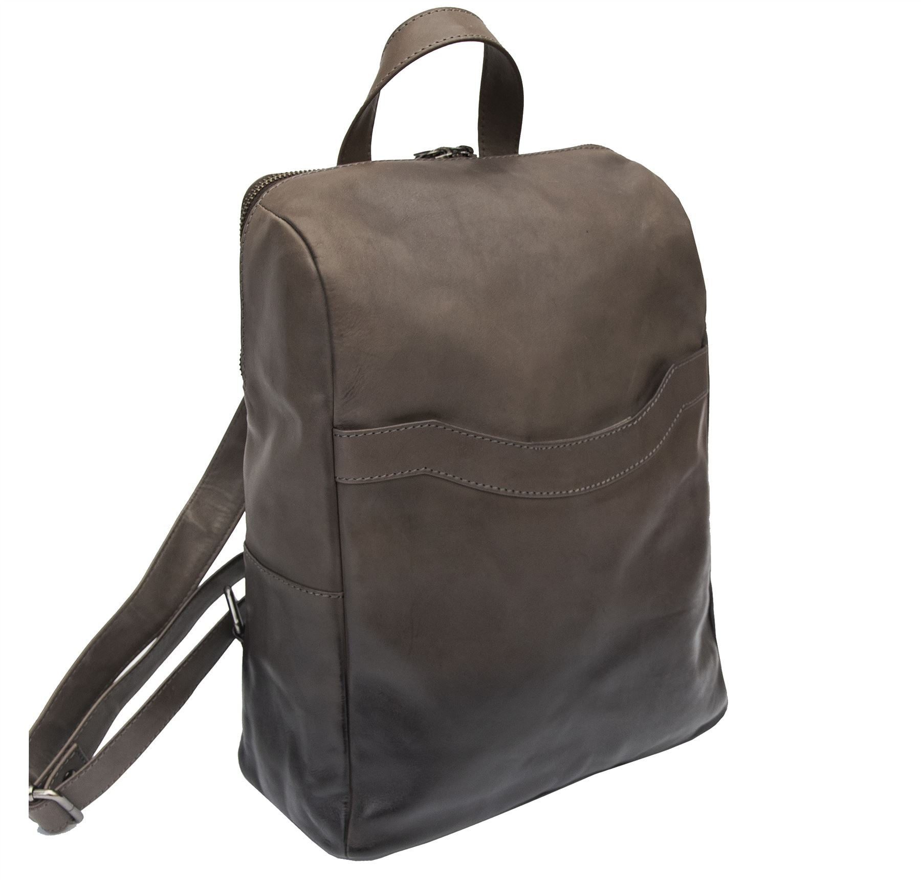 Cherokee Leather Rucksack / Backpack - 6363
