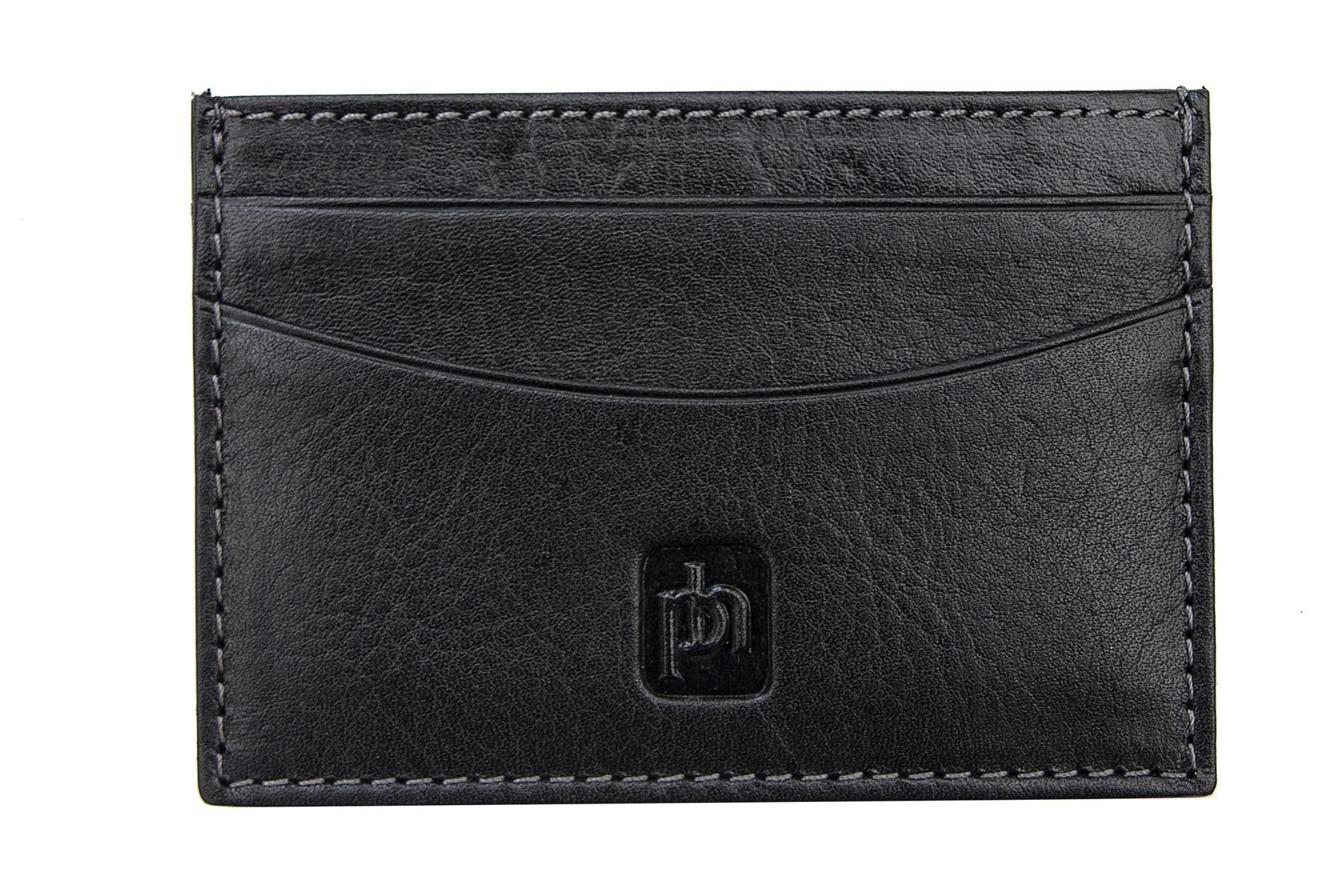 Cruz Slim Leather Card Holder Wallet - 5606