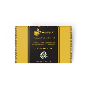 Load image into Gallery viewer, Chamomile Tea - Mateo tea