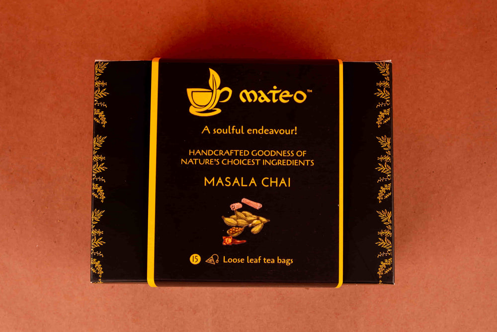 Load image into Gallery viewer, Masala Chai - Mateo tea