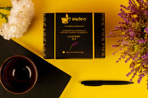 Load image into Gallery viewer, Lavender Tea - Mateo tea