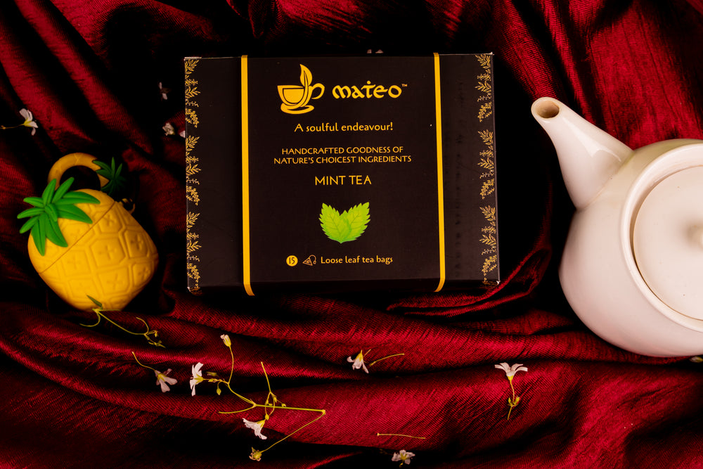 Load image into Gallery viewer, Mint Tea - Mateo tea