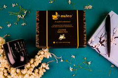 Jasmine Green Tea - Mateo tea