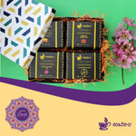 Gift Box -  4 Packs of Tea Bags - Mateo tea