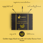 Golden Tippy Assam Tea - Mateo tea