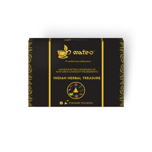 Load image into Gallery viewer, Indian Herbal Treasure - Mateo tea