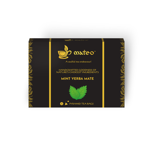 Load image into Gallery viewer, Mint Yerba Mate - Mateo tea