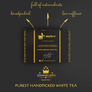Load image into Gallery viewer, Silver Needles White Tea - Mateo tea
