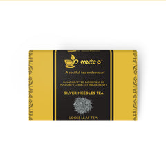 Silver Needles White Tea - Mateo tea