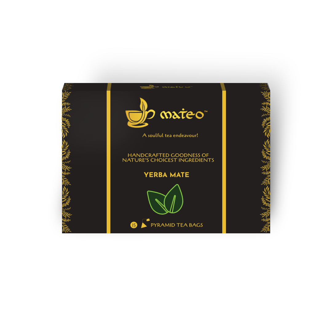 Yerba Mate - Mateo tea
