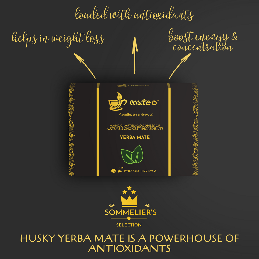 Load image into Gallery viewer, Yerba Mate - Mateo tea