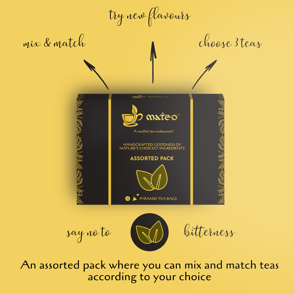 Assorted Pack - Mateo tea