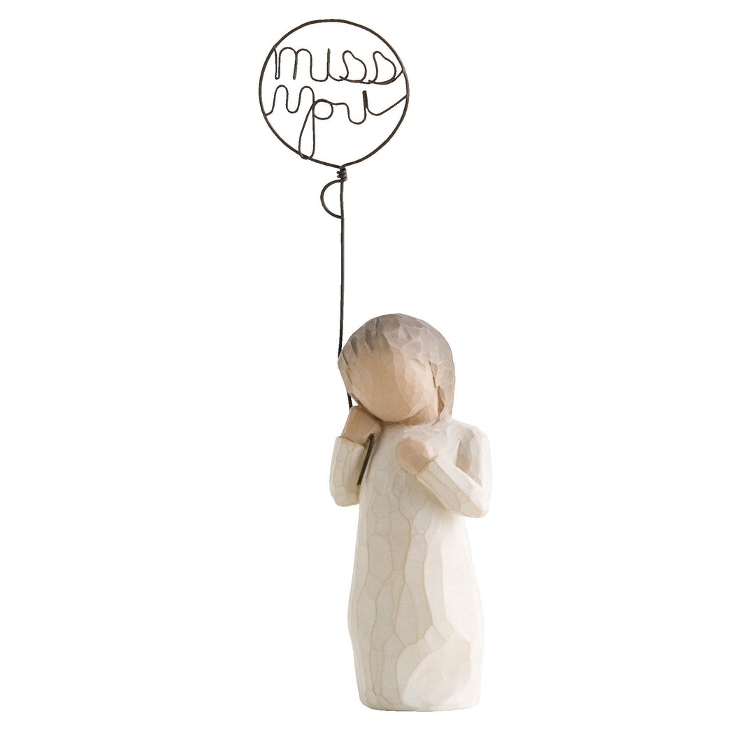 Willow Tree Figur - Miss You - Vermisse Dich