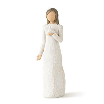 Willow Tree Figur - With Sympathy - Mit Anteilnahme
