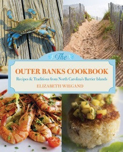 Outer Banks Cook Book - Autographed