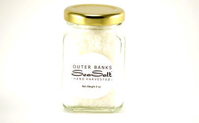 4 oz Outer Banks SeaSalt (Sold Out!)