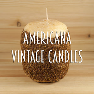 Americana Vintage Candles