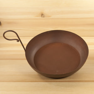 Candle Pan | Gravy Boat Rust