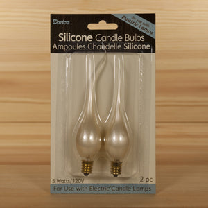 Silicone Dipped Bulbs | Pearlized