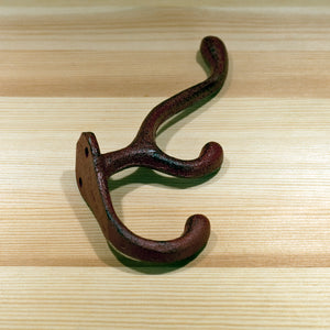 Coat Hook Large | Red
