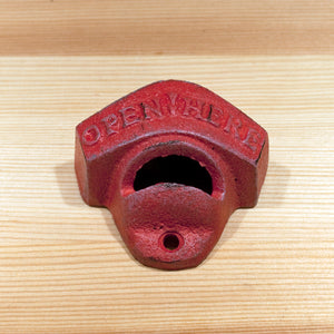 Bottle Opener | Red