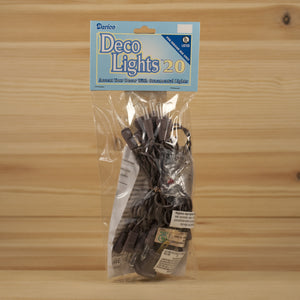 String Light | 20 Mini Clear Bulbs