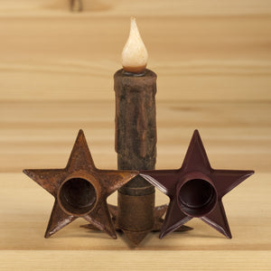 Taper Candle Holders | Tin Star