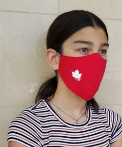 Canada 2020! Signature Water Resistant Mask