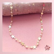 Load image into Gallery viewer, Constellation Pearl Necklace
