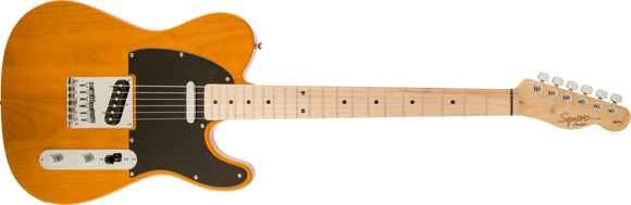 Fender Squier Affinity Series™ Telecaster® - Maple Fingerboard (Butterscotch Blonde)