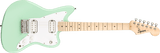 Mini Jazzmaster® HH, Maple Fingerboard, Surf Green