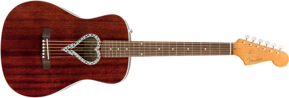 Fender Alkaline Trio Malibu™ - Walnut Fingerboard (Natural)
