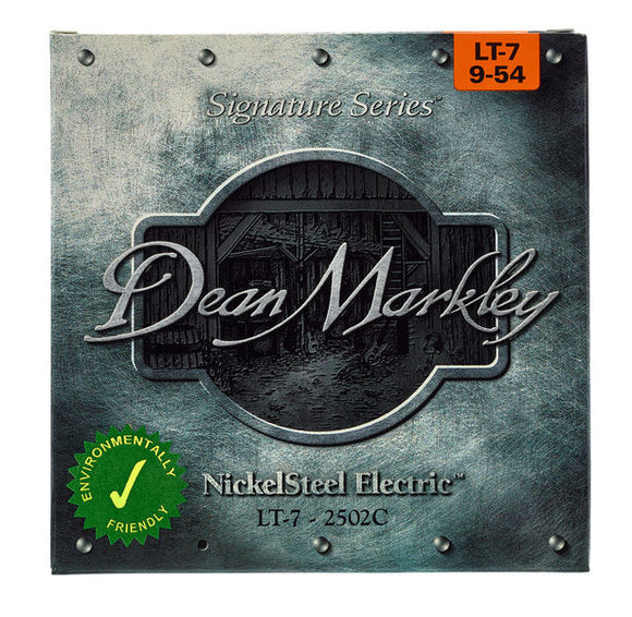 Dean Markley Nickel Electric LT-7 2502C 9-54
