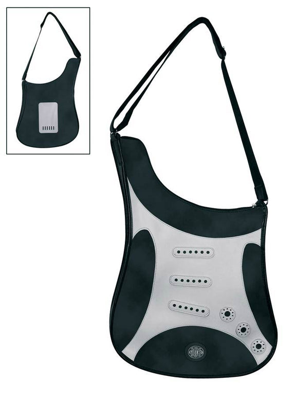 Gaucho Guitar Shape Shoulder Bag