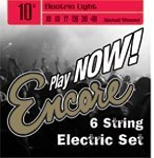 Encore Electric Light Nickel Wound 10-46