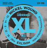 XL Nickel Electric Guitar Strings