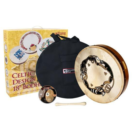 Percussion Plus bodhran 18