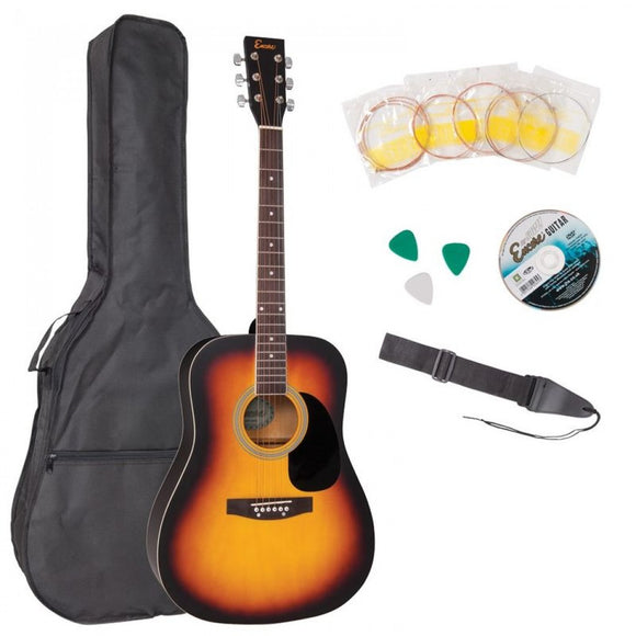 Encore EWP-100 Guitar Outfit