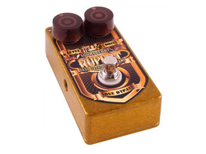 "Lounsberry Pedals ""Rupert"" bass overdrive preamp with two outputs"
