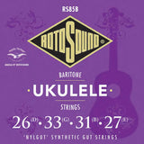 Aquila Nylgut® Strings for Ukulele