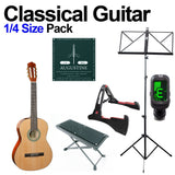 Jose Ferrer Classical Guitar Beginners Packs